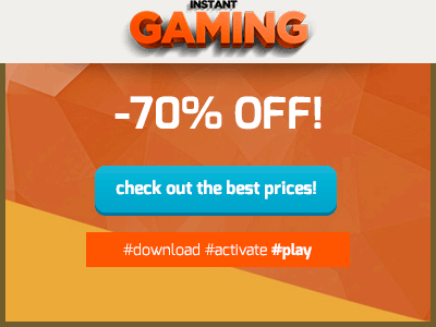 Check out the best Instant Gaming offers!