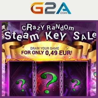 Check out the best G2A offers!