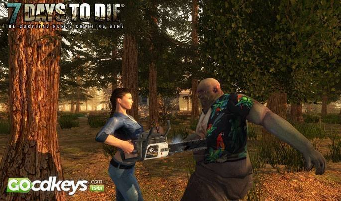 Buy 7 Days To Die Pc Cd Key For Steam Compare Prices