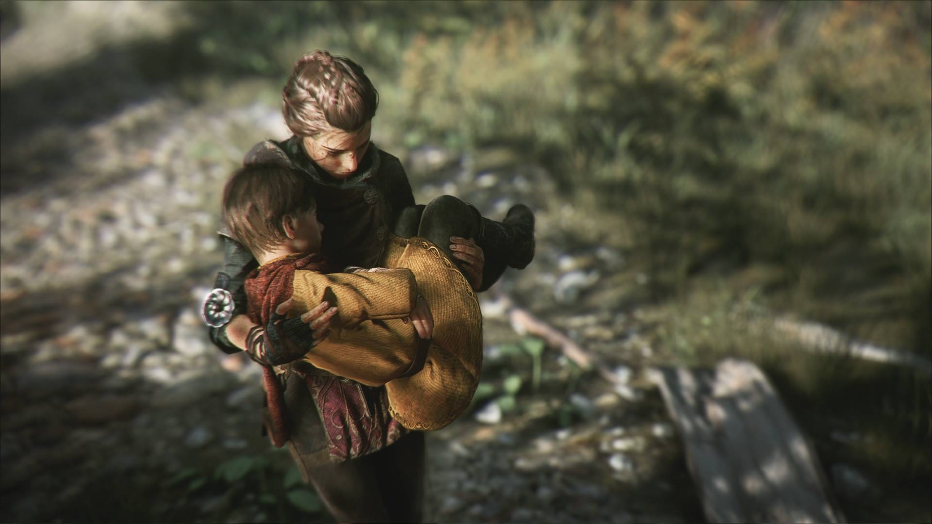 Article title about A Plague Tale: Innocence