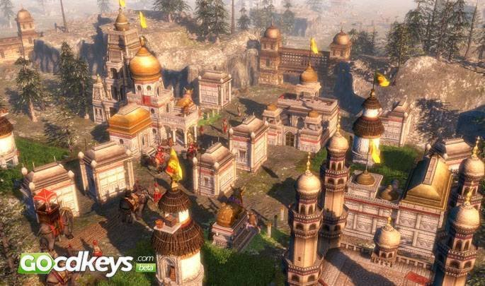 age of empires 3 serial key