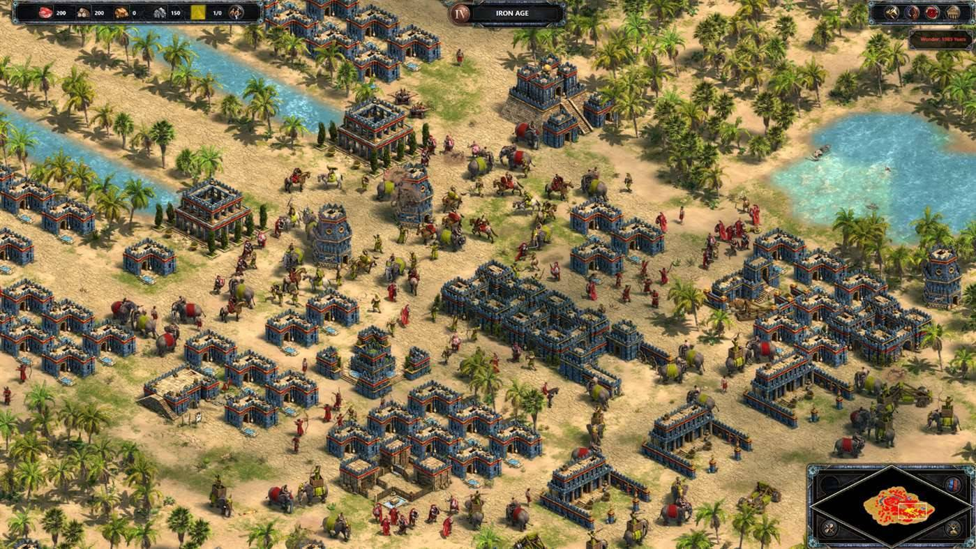 Article title about Age of Empires Definitive Edition