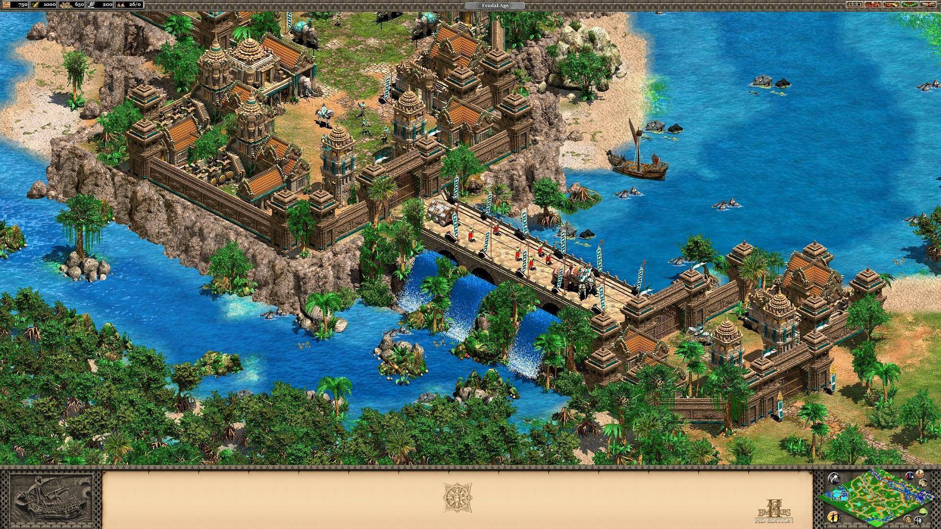 buy age of empires ii hd rise of the rajas dlc pc cd key for steam