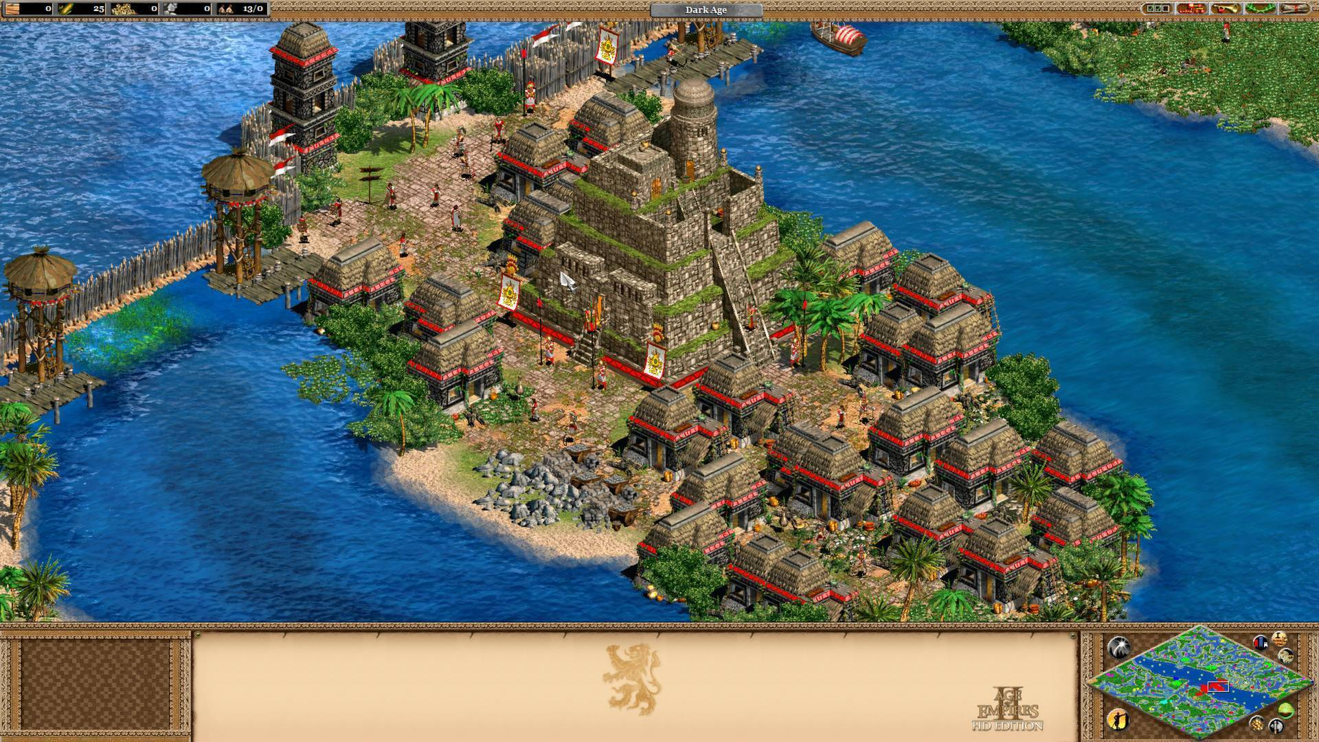Steam DLC Page: Age of Empires II ( )