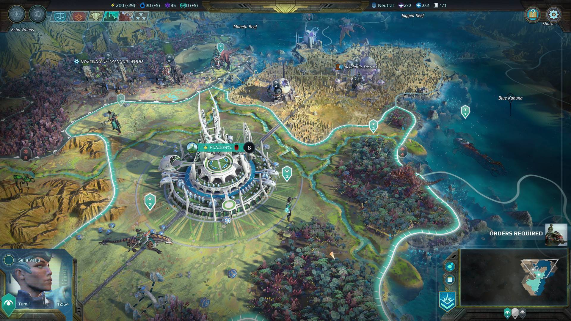 Article title about Age of Wonders: Planetfall