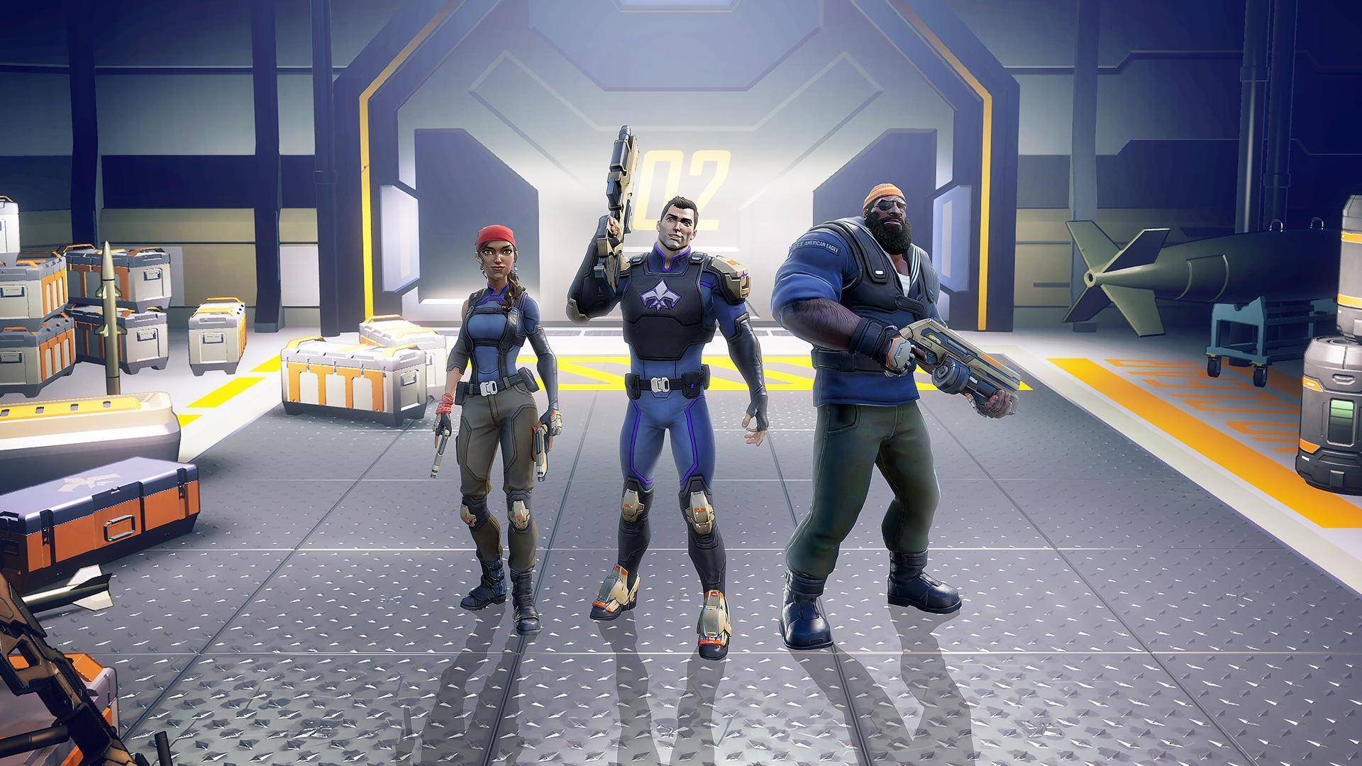 Article title about Agents of Mayhem