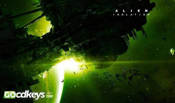 Article title about Alien Isolation