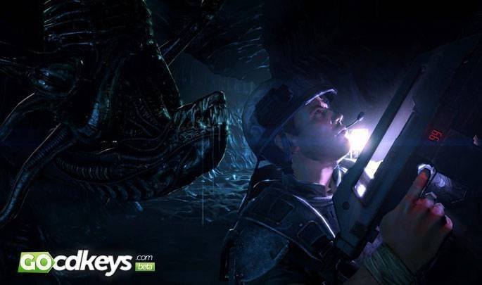 Article title about Aliens Colonial Marines