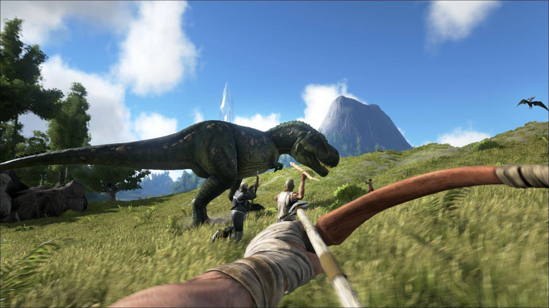 Article title about ARK Survival Evolved