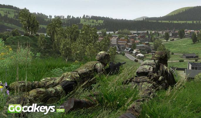 arma 2 how to get accepted keys