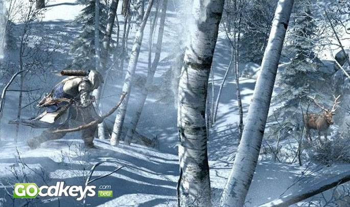 Watch Assassins Creed 3 cd key trailer