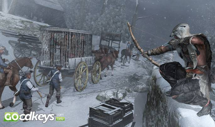 Ver el tráiler de Assassins Creed 3 The Betrayal cd key