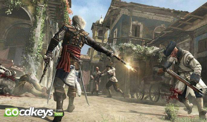 Article title about Assassins Creed 4 Black Flag