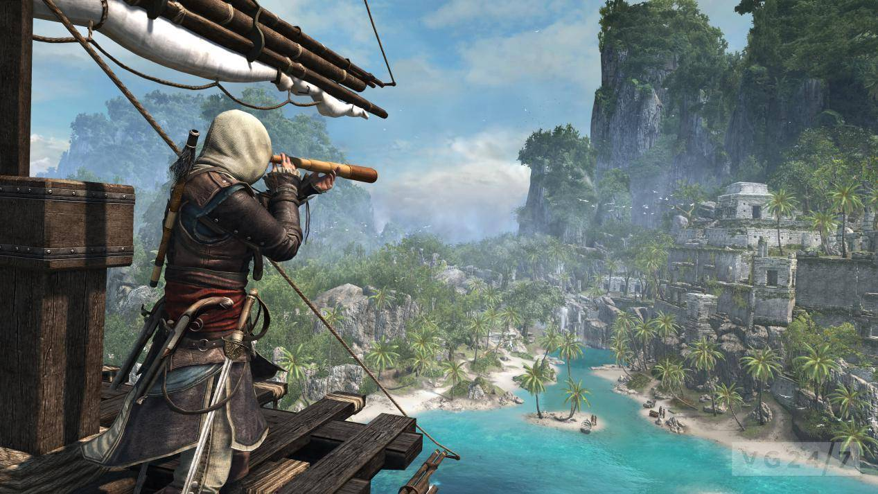Titel des Artikels überAssassins Creed 4 Black Flag