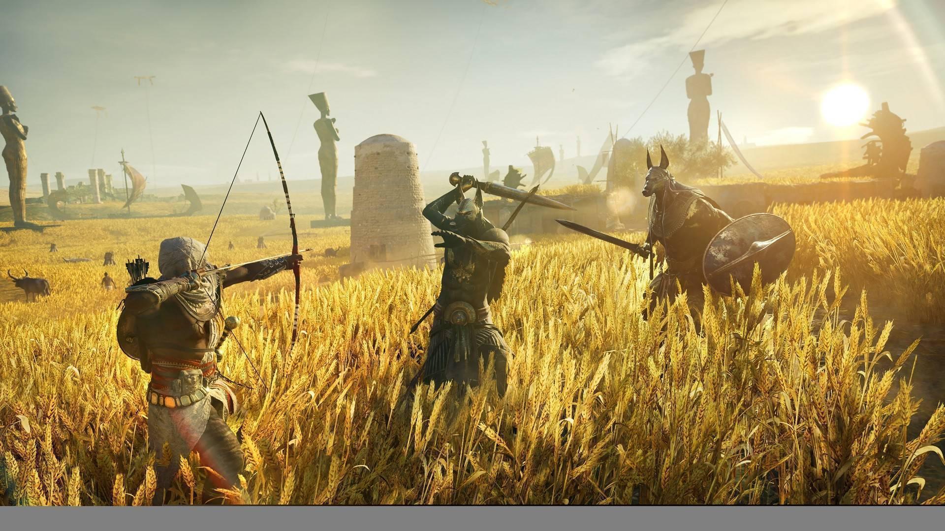 Assassins Creed Origins 100 Prozent