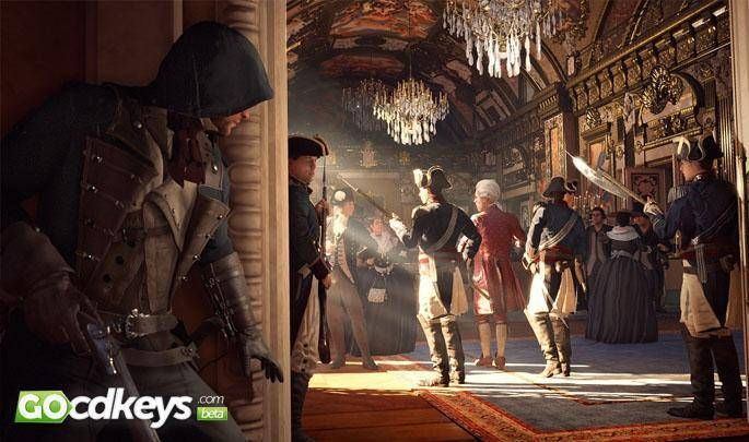 Trailer von Assassins Creed Unity anschauen