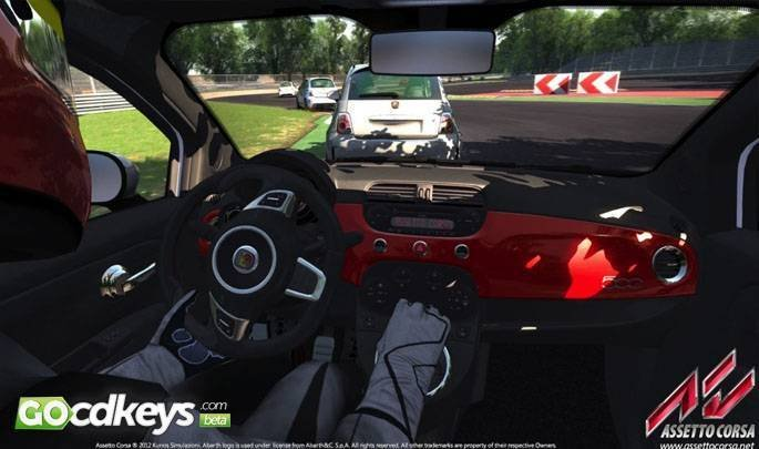 buy assetto corsa pc cd key for steam compare prices. Black Bedroom Furniture Sets. Home Design Ideas