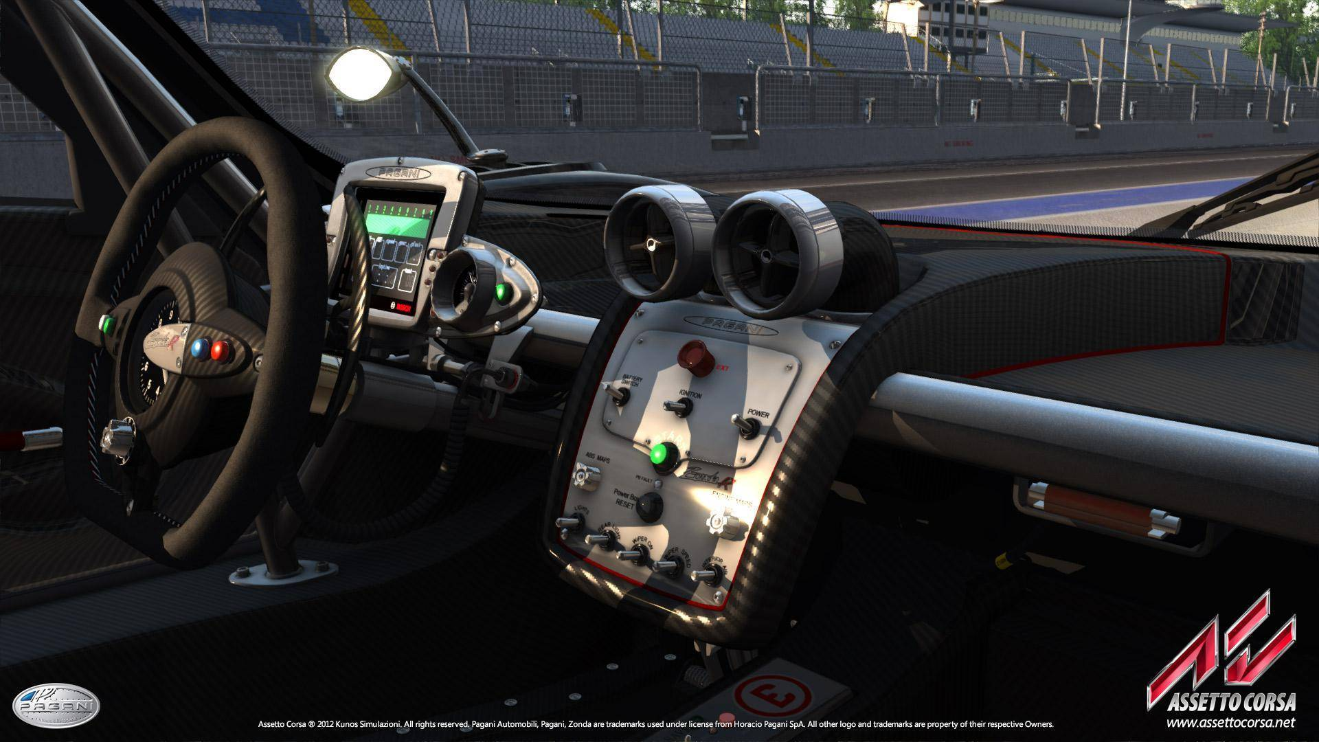 Article title about Assetto Corsa