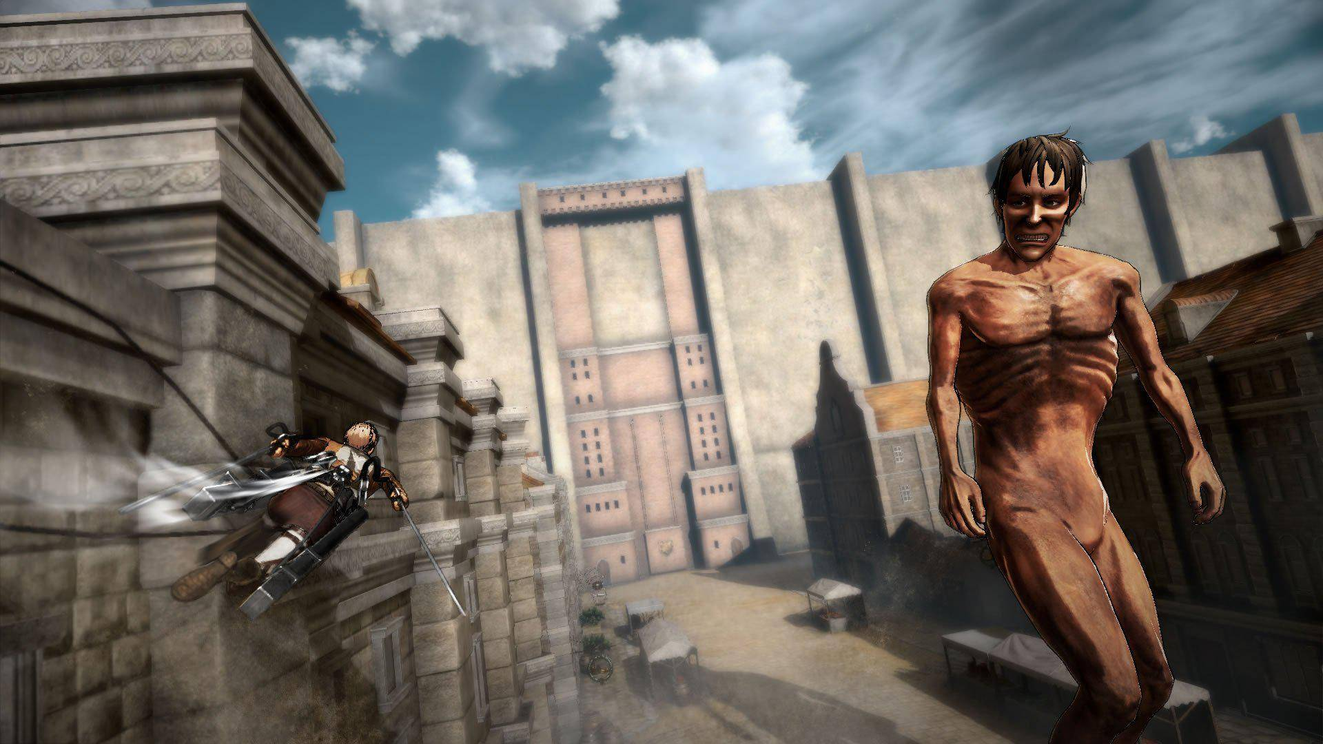 Buy Attack On Titan Aot Wings Of Freedom Xbox One