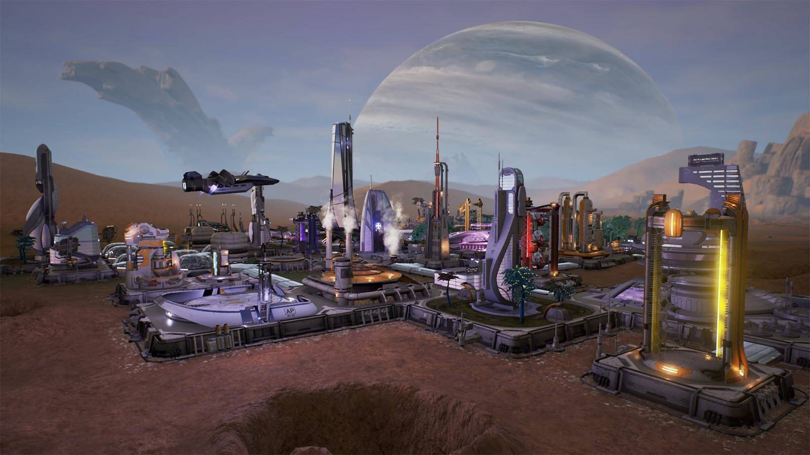 Article title about Aven Colony