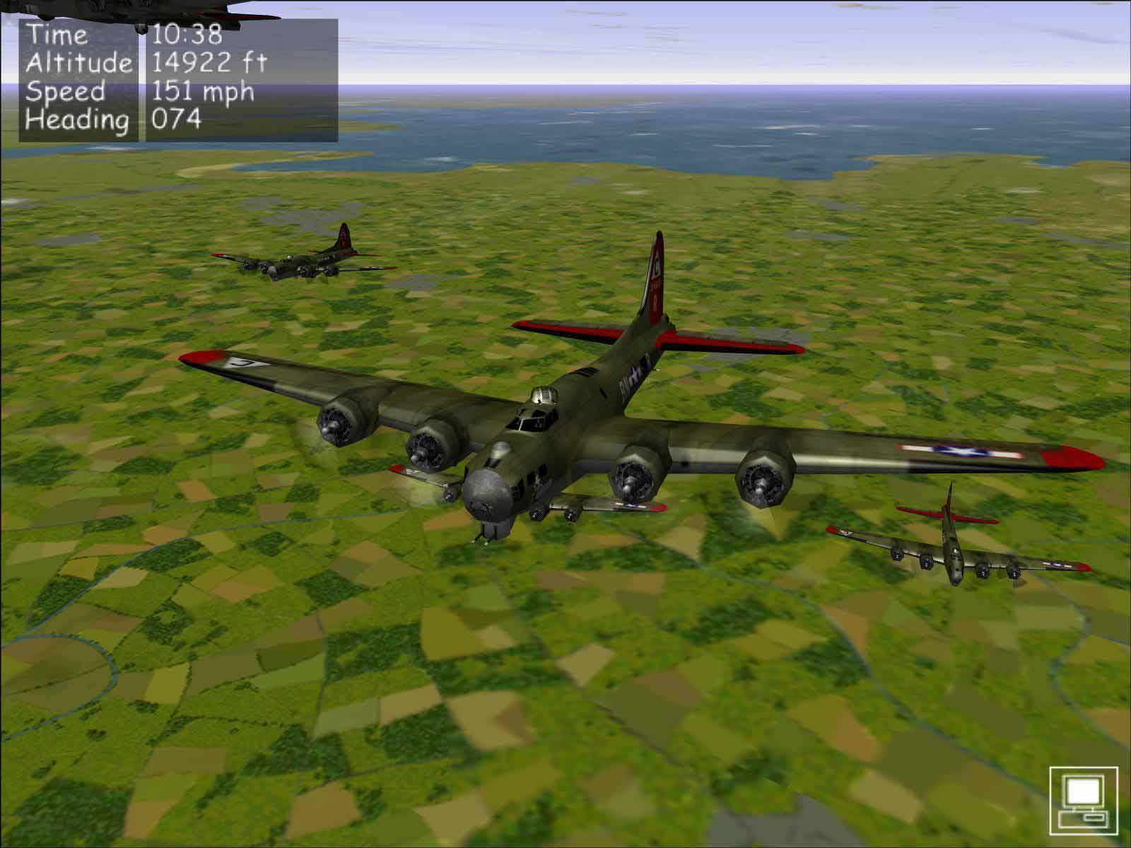 Regarder la bande-annonce de B-17 Flying Fortress: The Mighty 8th