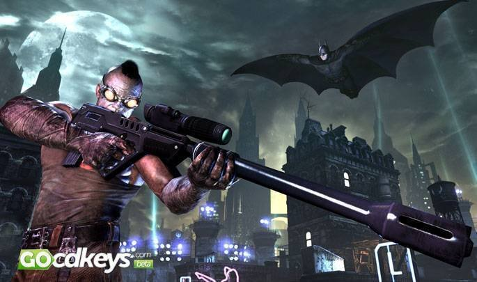 Article title about Batman Arkham City