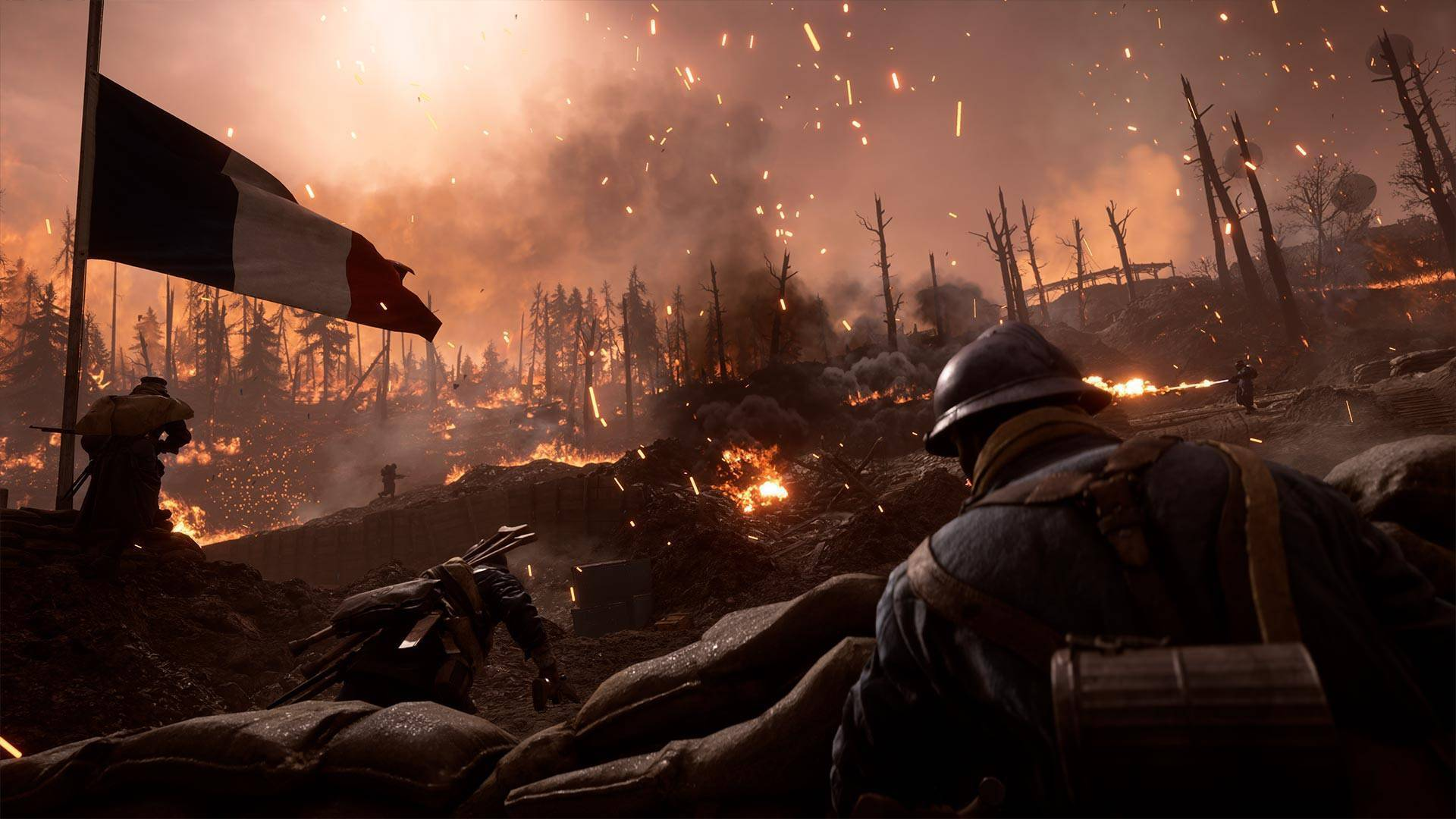 Buy Battlefield 1 They Shall Not Pass DLC PS4