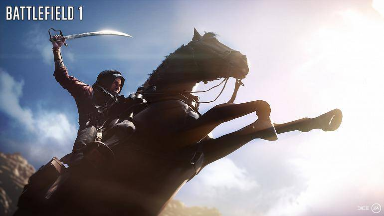 Article title about Battlefield 1