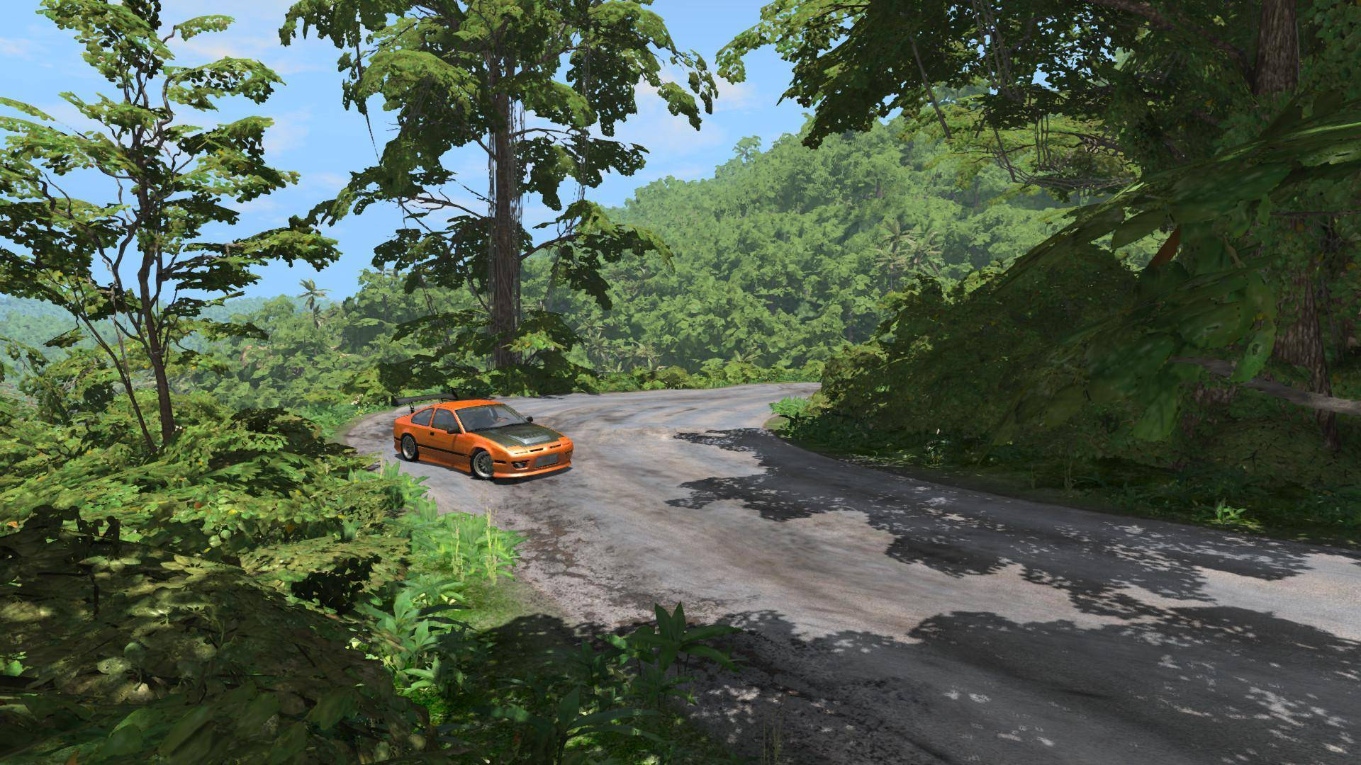 Article title about BeamNG.drive