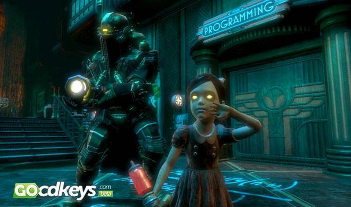 Article title about Bioshock 2