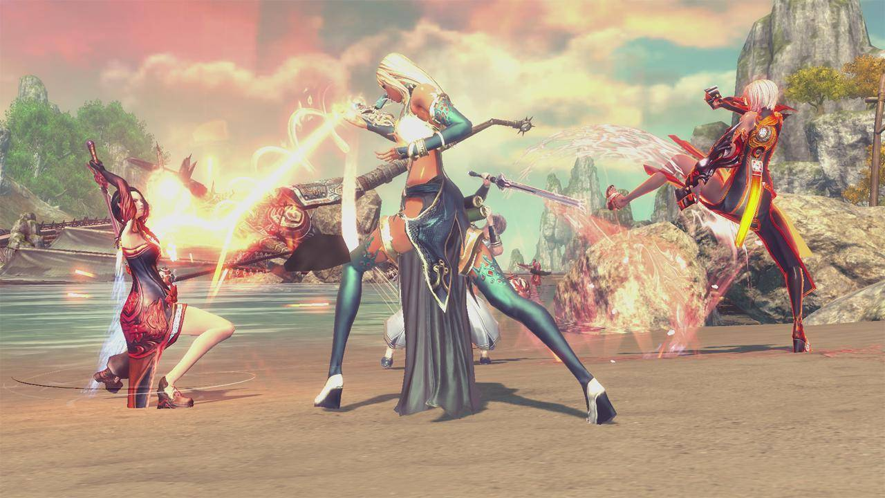 blade and soul how to get key
