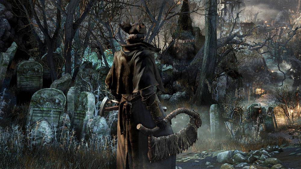 Article title about Bloodborne