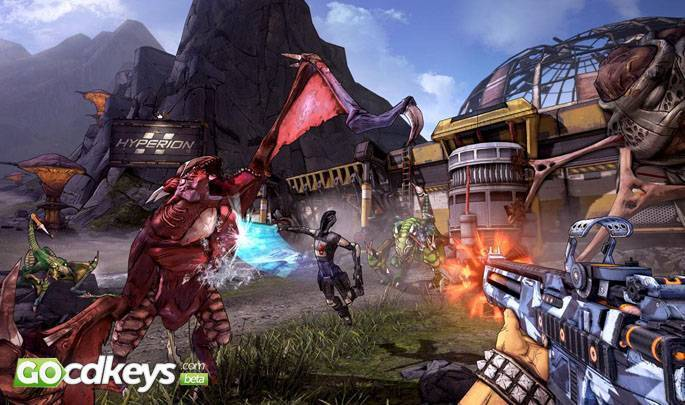 Buy a key of borderlands: game of the year edition pc at the.