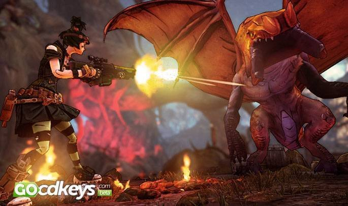 Regarder la bande-annonce de Borderlands 2: Tiny Tinas Assault Dragon Keep
