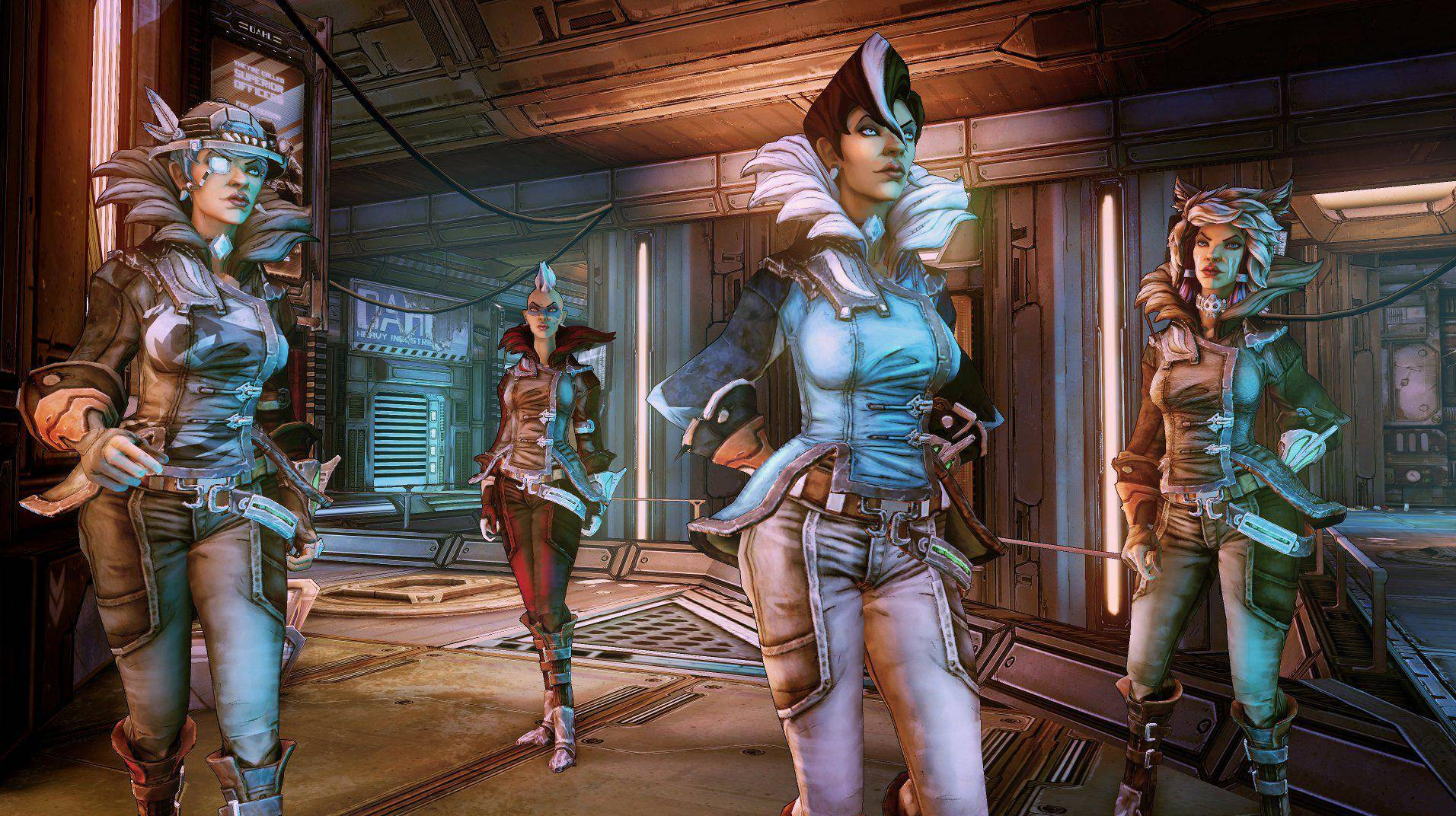 Regarder la bande-annonce de Borderlands The Handsome Collection
