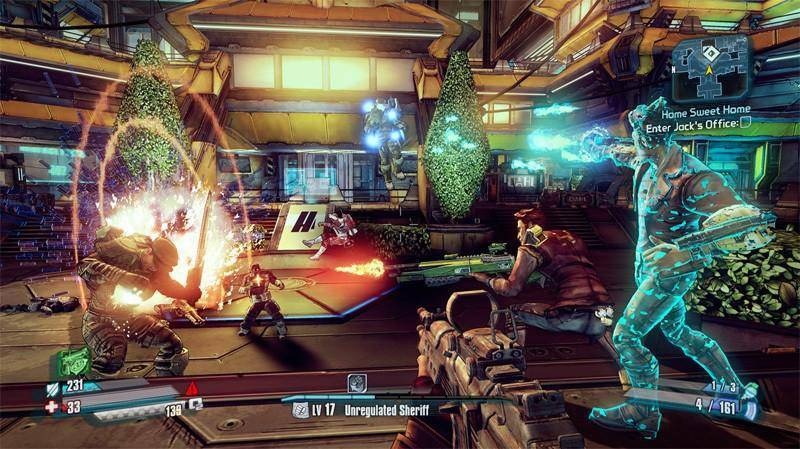 Trailer von Borderlands The PreSequel Handsome Jack Doppelganger  anschauen