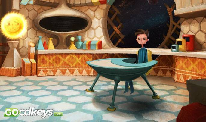 Article title about Broken Age