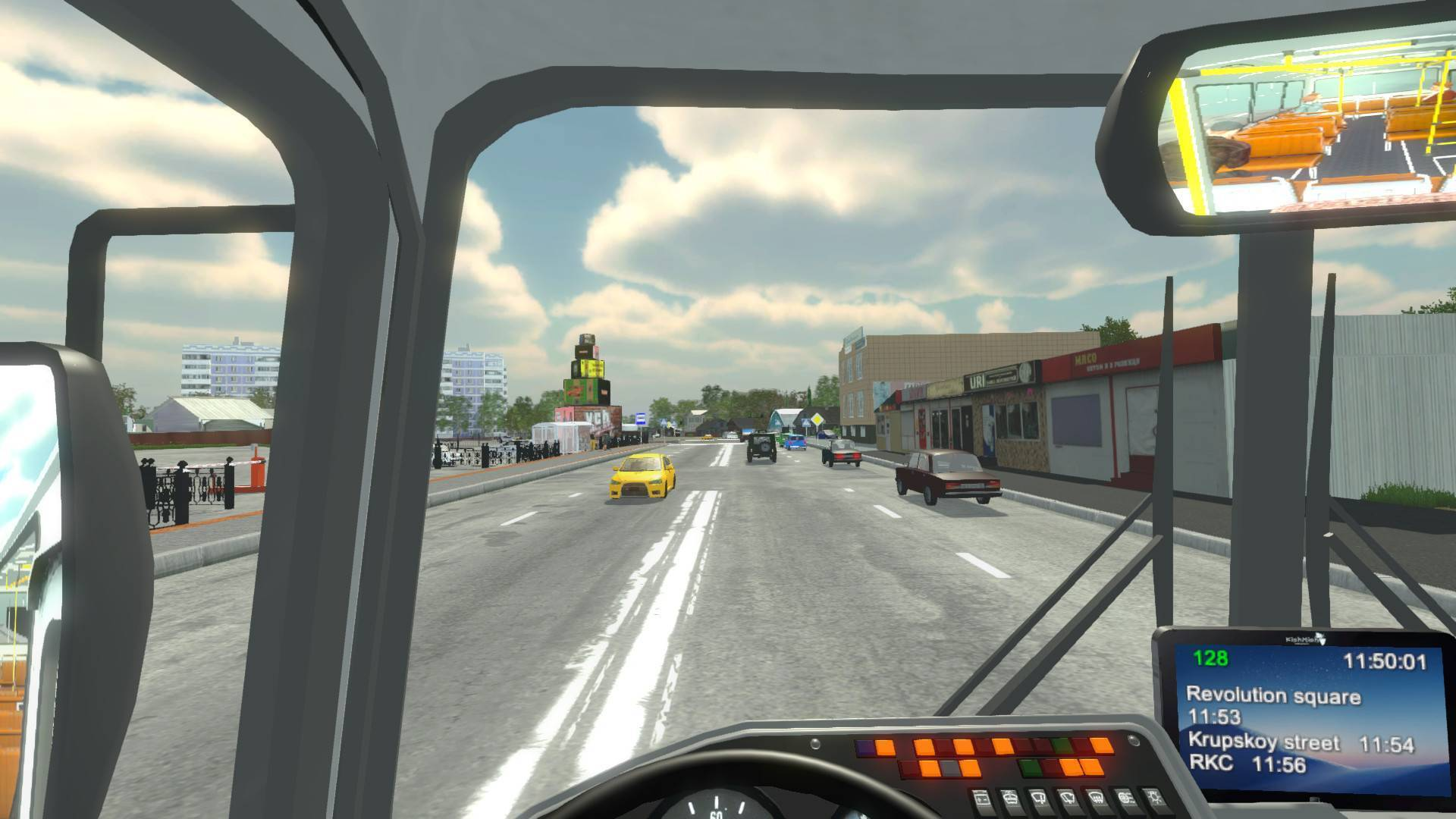 bus driver simulator 2018 pc download