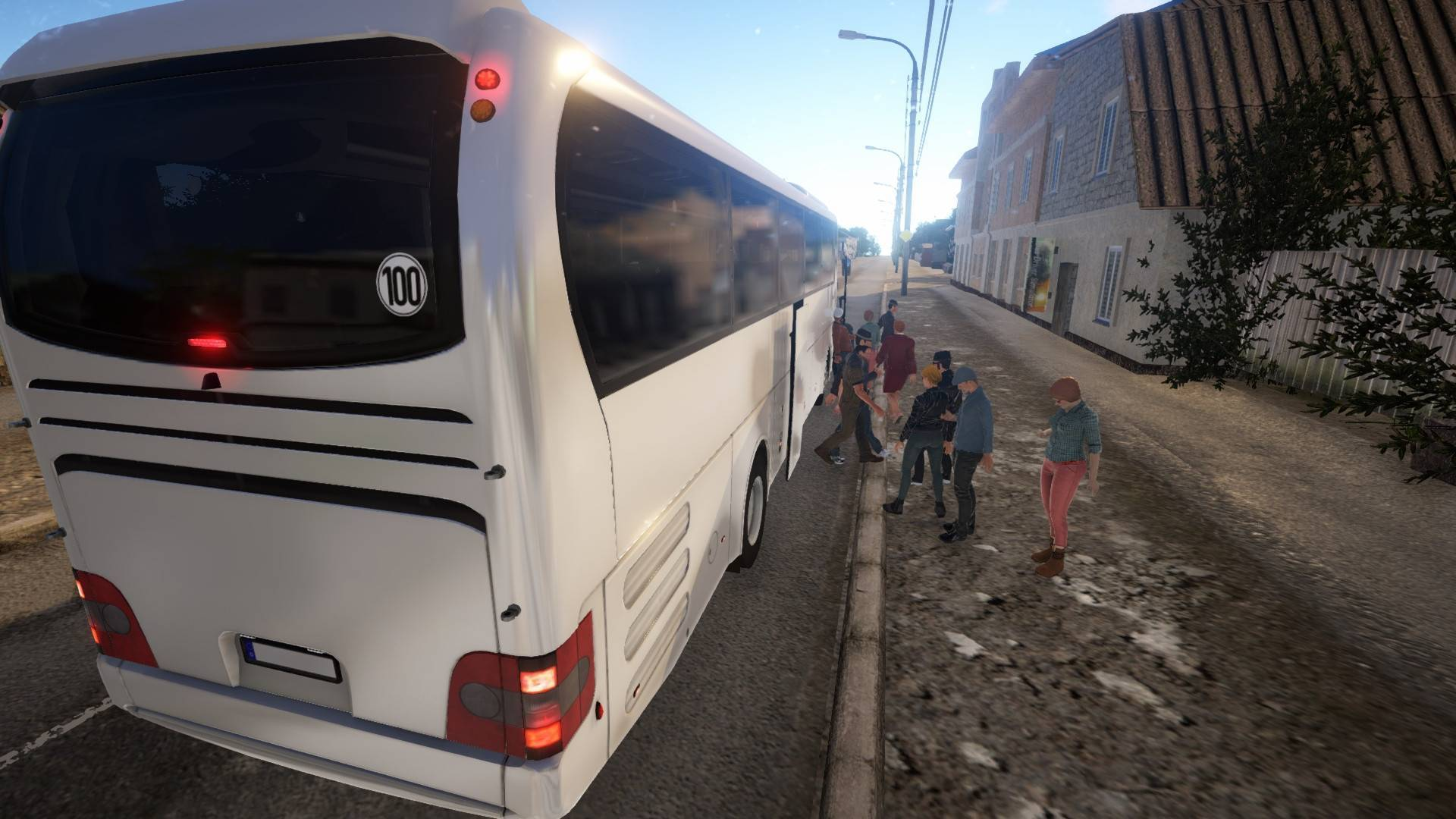 Bus Simulator Pc