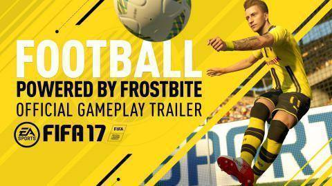 Trailer von 1600 FIFA 17 Ultimate Team Points UK anschauen