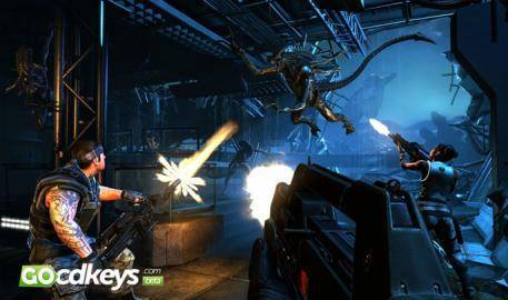 Watch Aliens: Colonial Marines Limited Edition  trailer