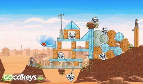 Watch Angry Birds: Star Wars trailer