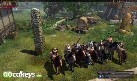 Watch ArcheAge: Silver Founders Pack trailer