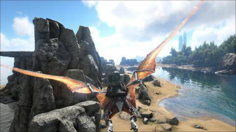 Watch ARK Survival Evolved trailer