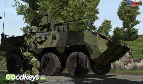 Trailer von Arma 2: Army of the Czech Republic  anschauen