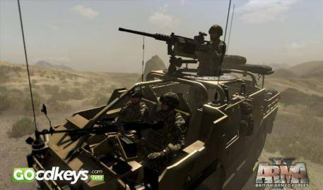 Watch Arma 2: British Armed Forces  trailer