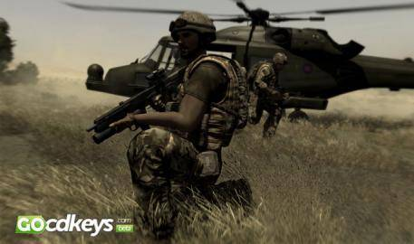 Watch Arma 2  trailer