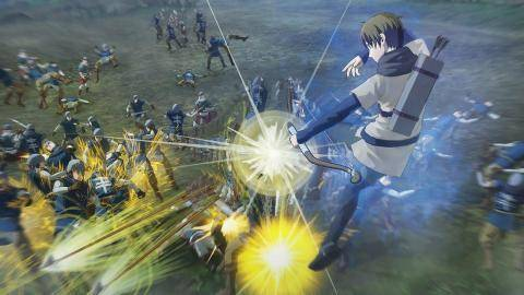 Watch Arslan The Warriors of Legend trailer