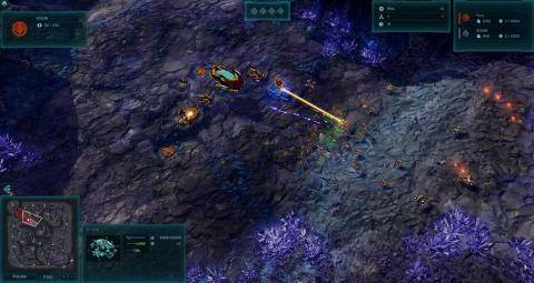 Watch Ashes of the Singularity Escalation trailer