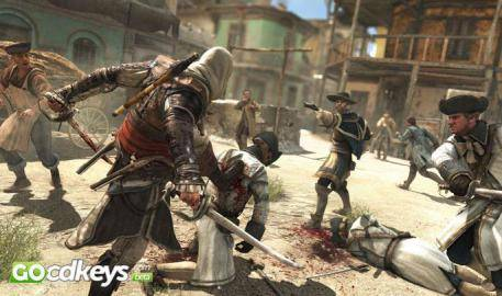 Watch Assassins Creed 4 Black Flag trailer